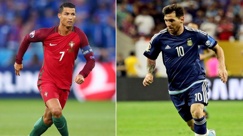 Gomes Berbicara Tentang Messi dan Ronaldo