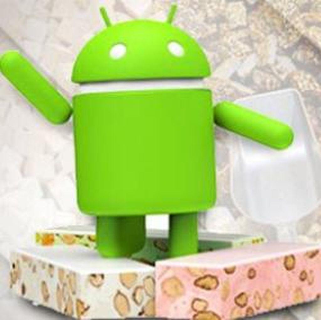 Duh! Banyak Ponsel bakal Tak Kebagian Android Nougat