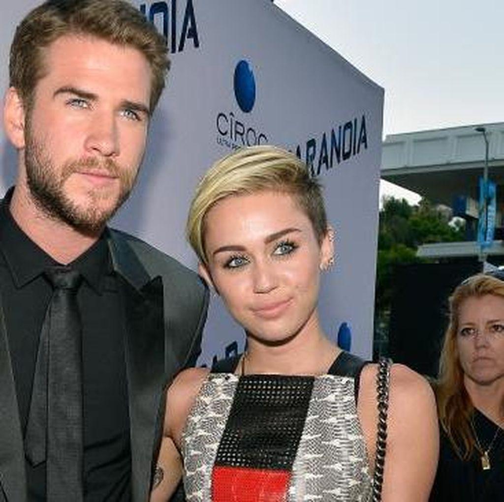 Tunangan Lagi dengan Liam Hemsworth, Miley Cyrus Sudah Jarang Party