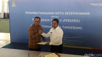 AP II Gandeng Pemkot Tangerang Tambah Pasokan Air Bersih Soekarno-Hatta