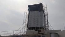 Begini Perkembangan Menara AMC Terminal 3 Ultimate Bandara-Soetta
