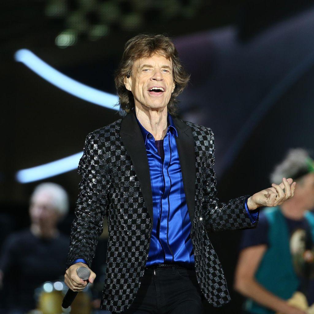 Mick Jagger Akan Biayai Wanita yang Mengandung Anaknya Rp 43,4 M