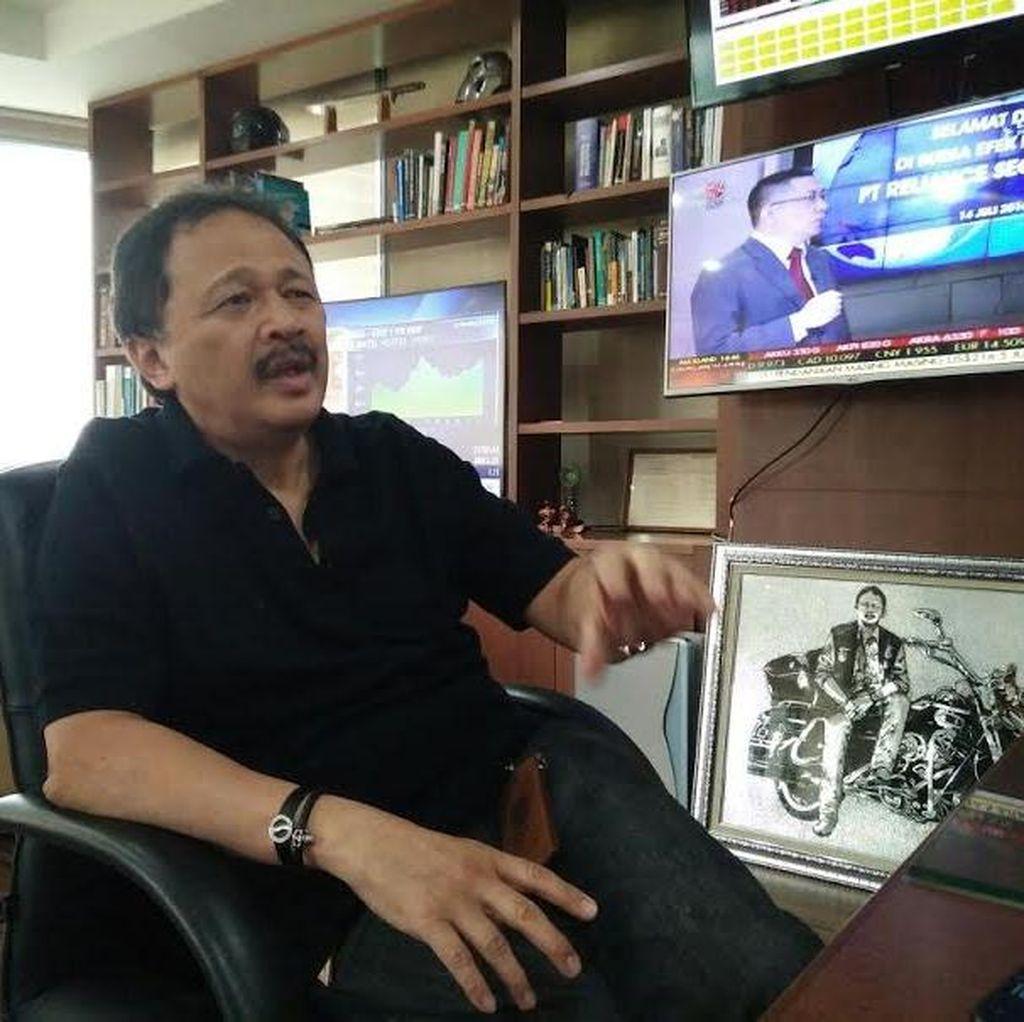 Sri Mulyani Effect, Dirut BEI: Investor Melihat Masa Depan Lebih Baik