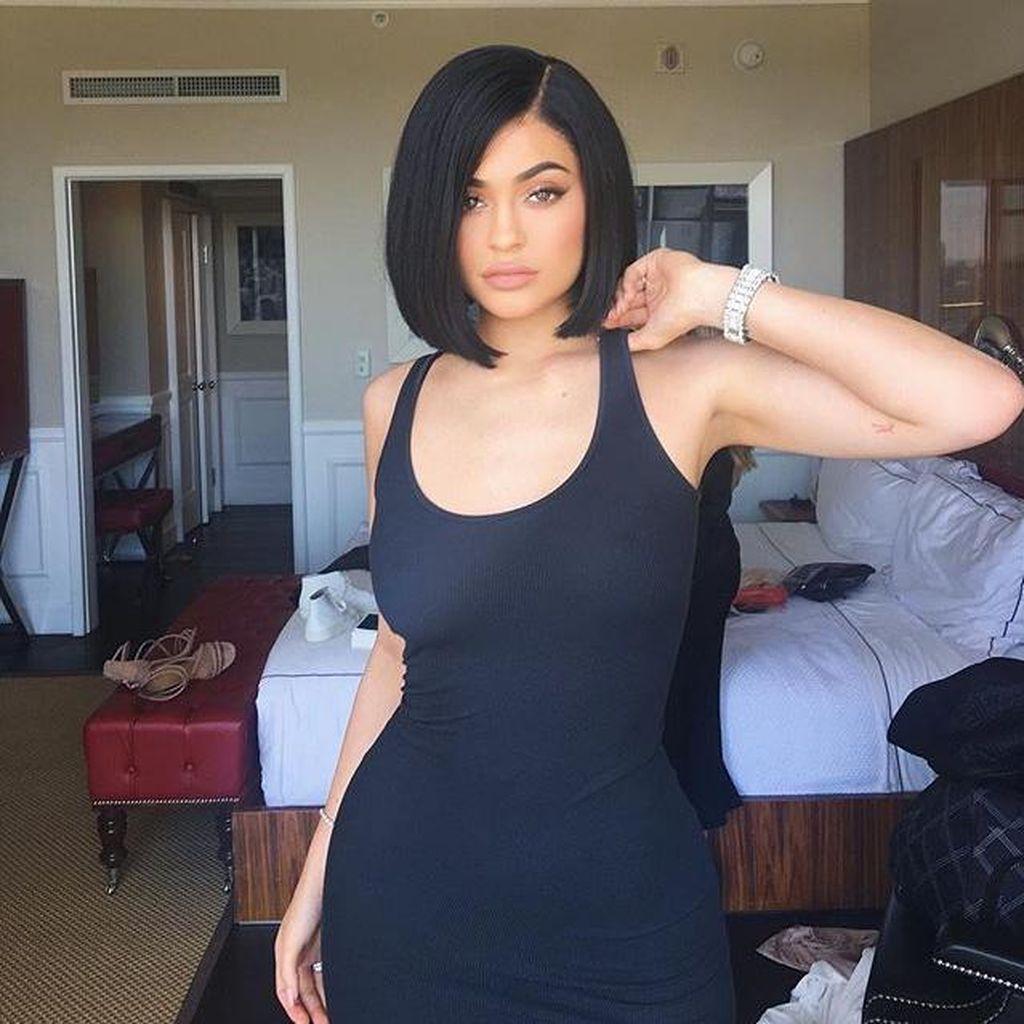 Kylie Jenner Ungkap Warna Lipstik yang Tidak Akan Pernah Dirilisnya