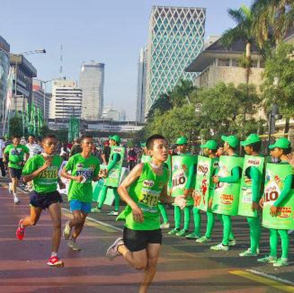 Sehari Jelang MILO Jakarta International 10K, Ini Cara Cegah Dehidrasi