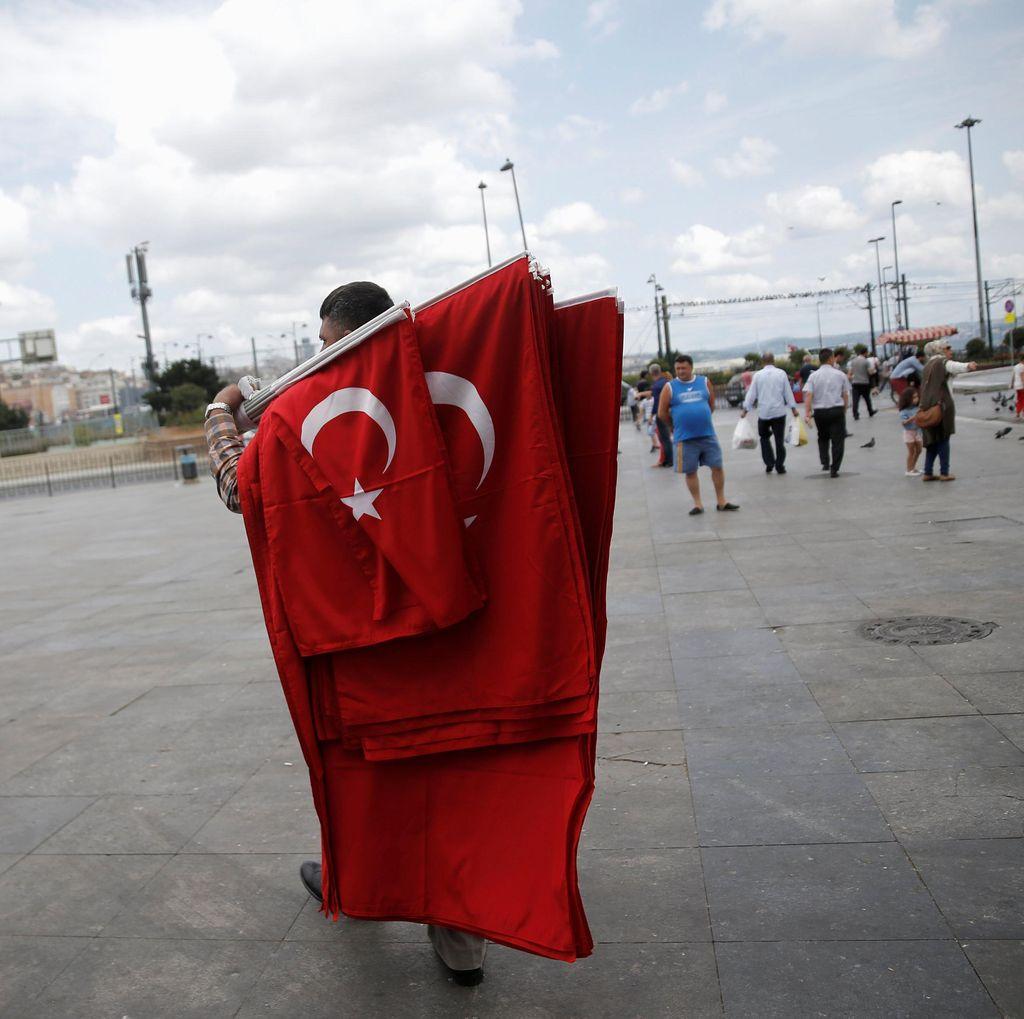 Lagi! Turki Perintahkan Penangkapan 47 Jurnalis Usai Upaya Kudeta