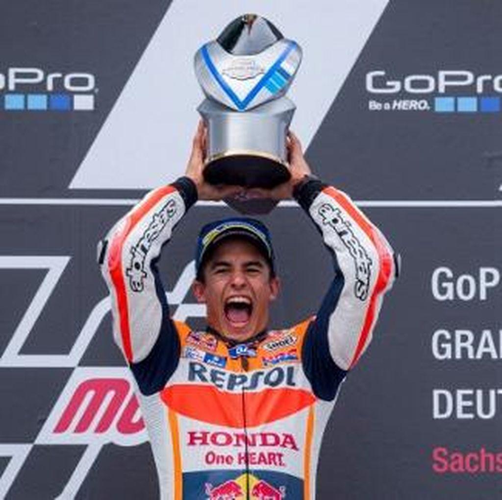 Cerita soal Mekanik dan Motor yang Hancur Di Balik Kemenangan Marquez