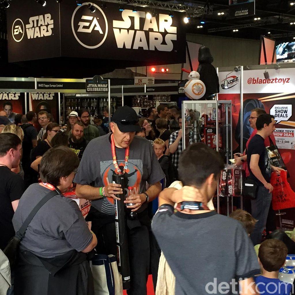 Star Wars: Perayaan Lintas Generasi yang Tak Pernah Surut