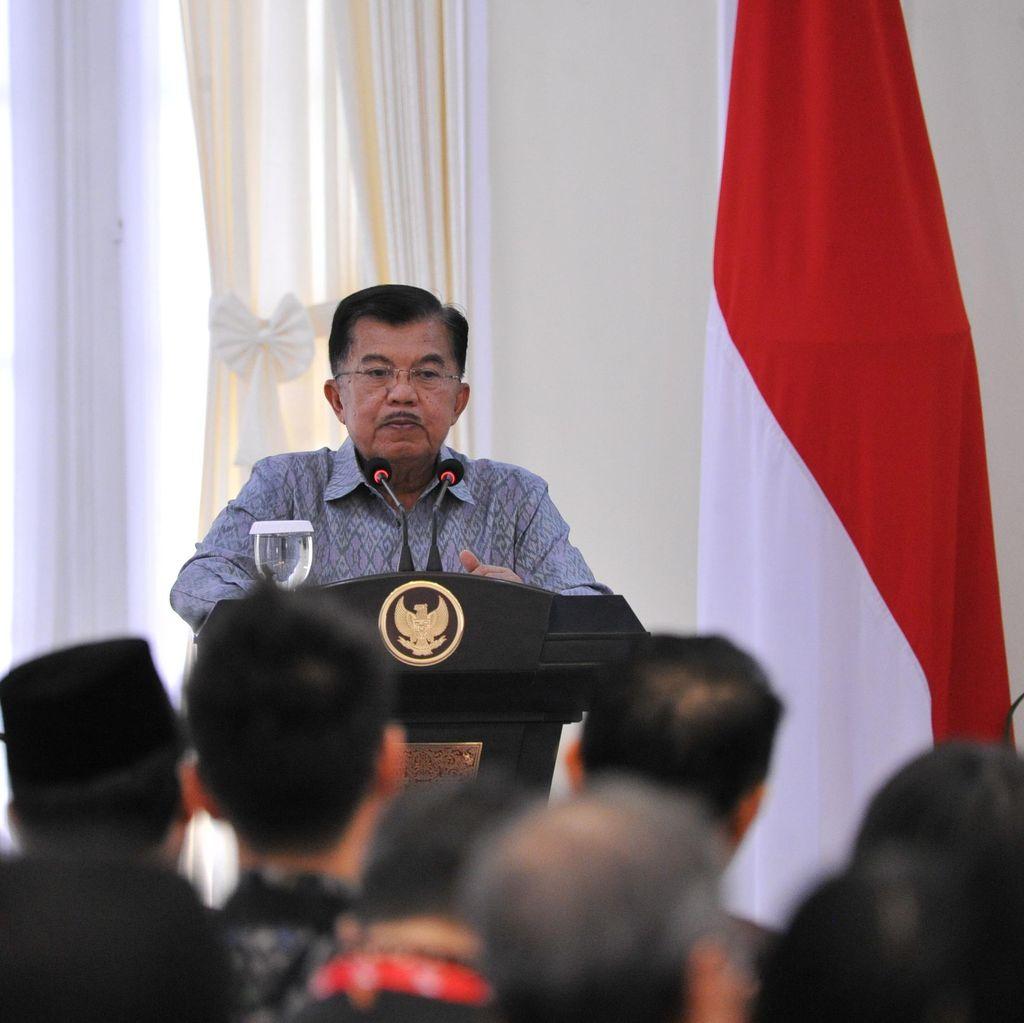 JK Hadiri Acara PBB Soal Rumah dan Masyarakat di Surabaya