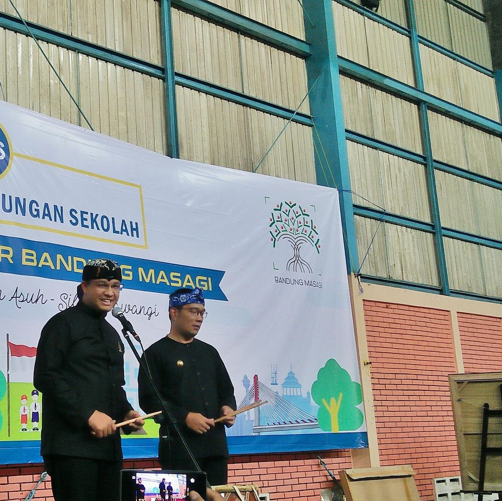 Mendikbud Jadikan Bandung Masagi Percontohan Pendidikan Karakter di Indonesia