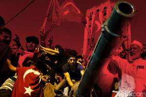 Percobaan Kudeta di Turki