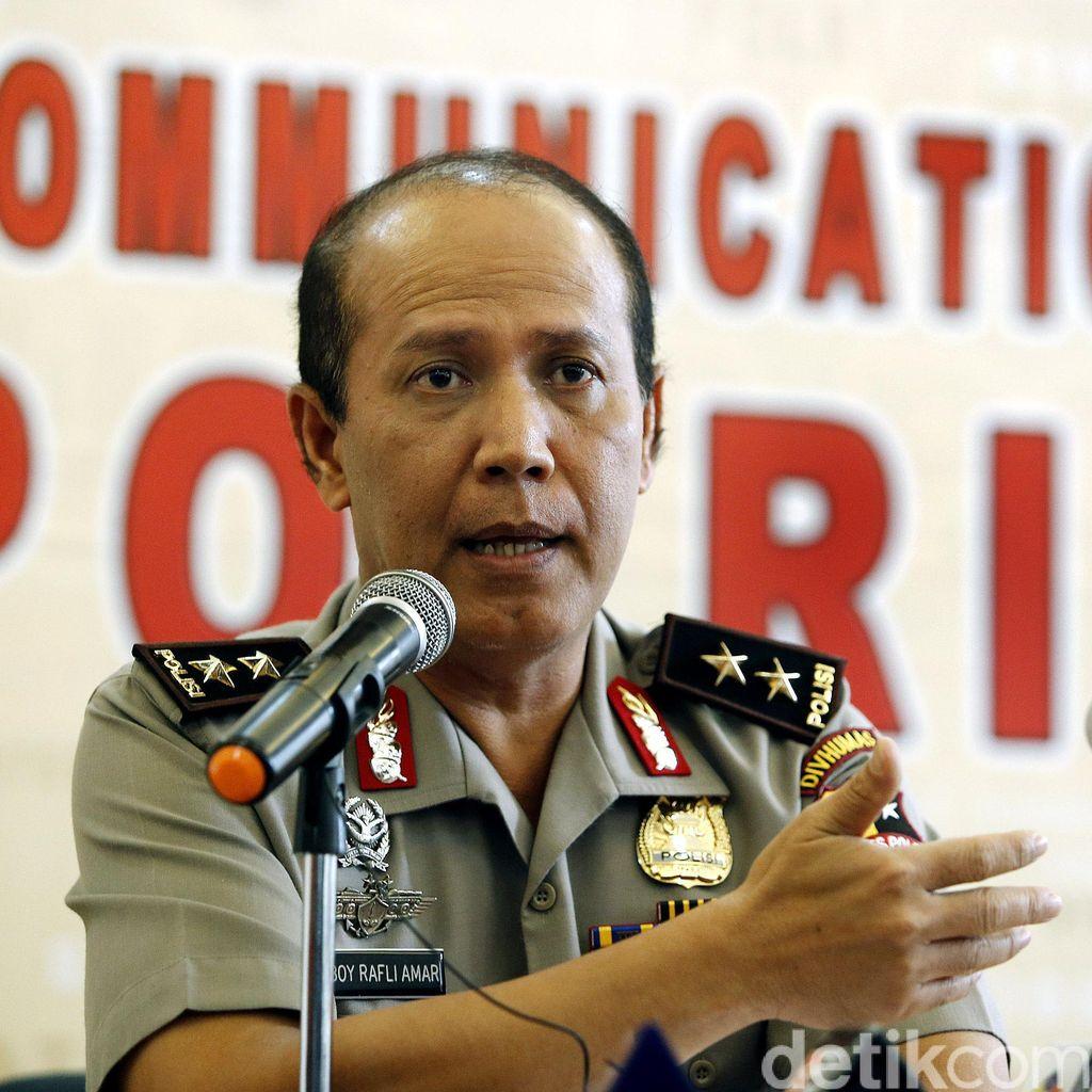 Soal Ada yang Anggap Santoso Pahlawan, Polri: Dia Pelanggar Hukum!
