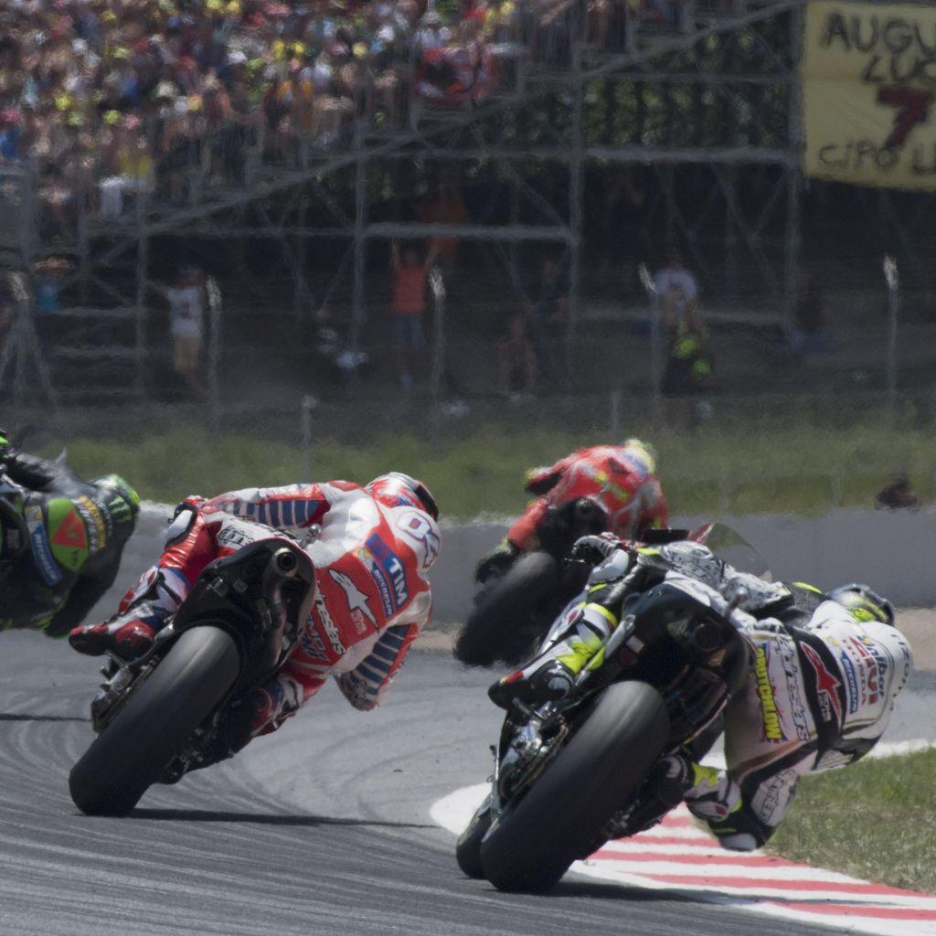 Cek Keamanan Red Bull Ring, Rider-rider MotoGP Akan Lakukan Tes