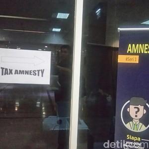 Pengusaha Ramai-ramai Ikut Tax Amnesty Jam 2 Siang Besok