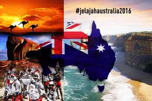 Jelajah Australia 2016