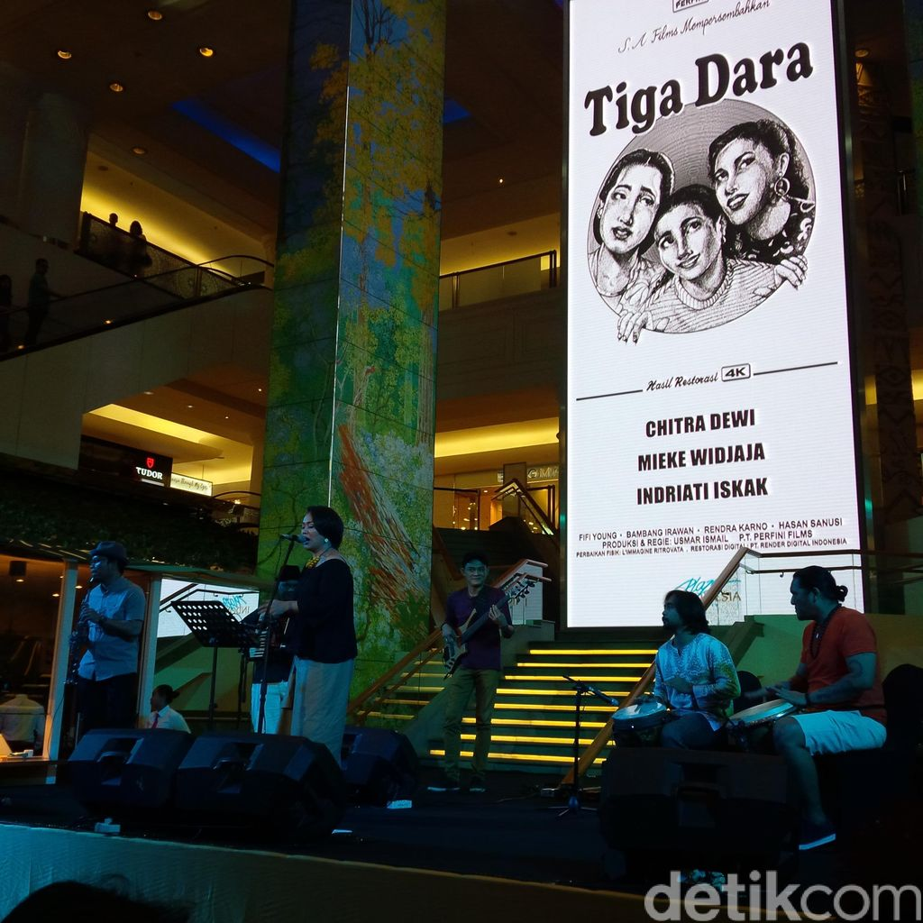 Film Ini Kisah Tiga Dara Rilis Album Soundtrack