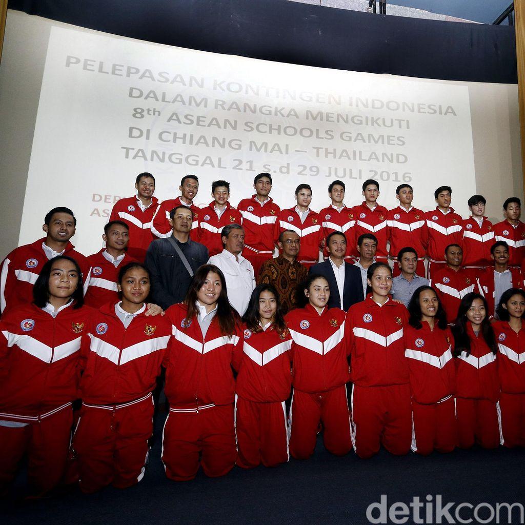 Indonesia Ditargetkan Pertahankan Gelar Juara Umum ASEAN School Games