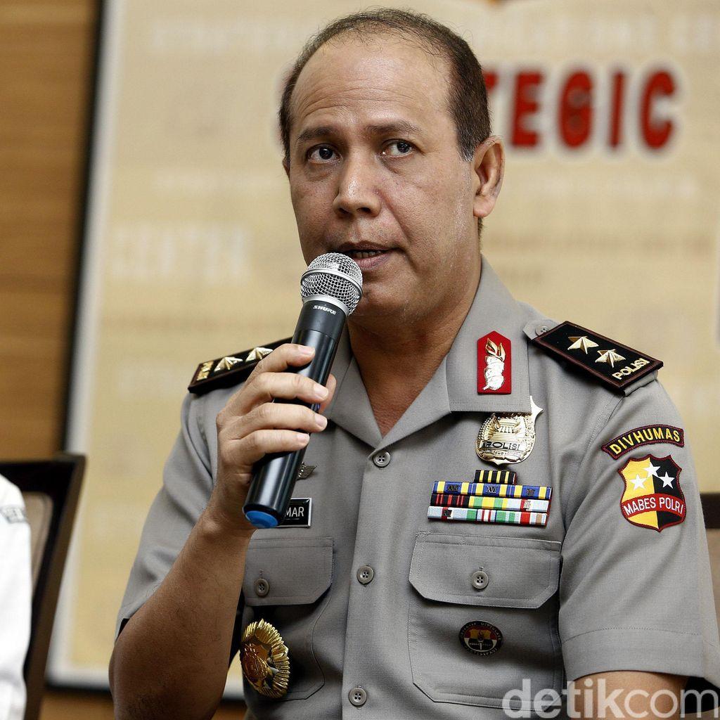 Bahan Material SIM Habis, Polisi di Semarang Keluarkan SIM Kertas