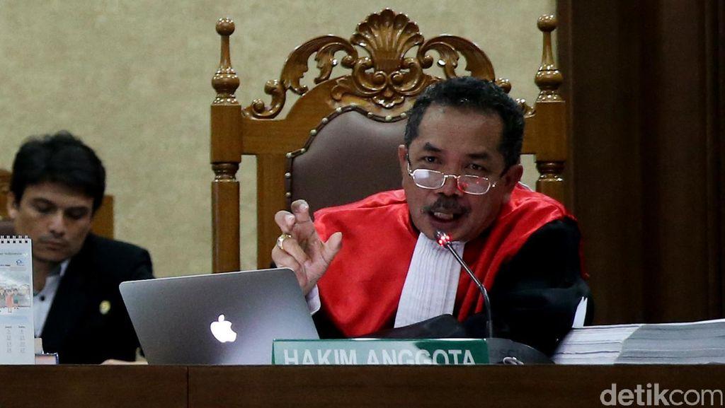 MA Perintahkan Lapor LHKPN, Hakim Binsar: Selesai Sidang Vonis Jessica