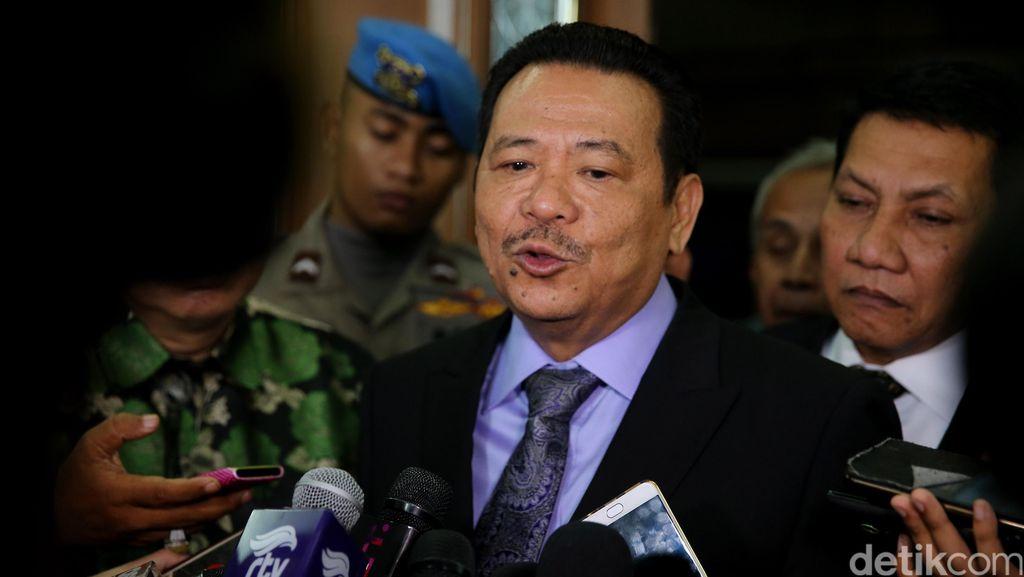 Otto Hasibuan Minta Presiden Jadikan Sidang Jessica Momentum Reformasi Hukum