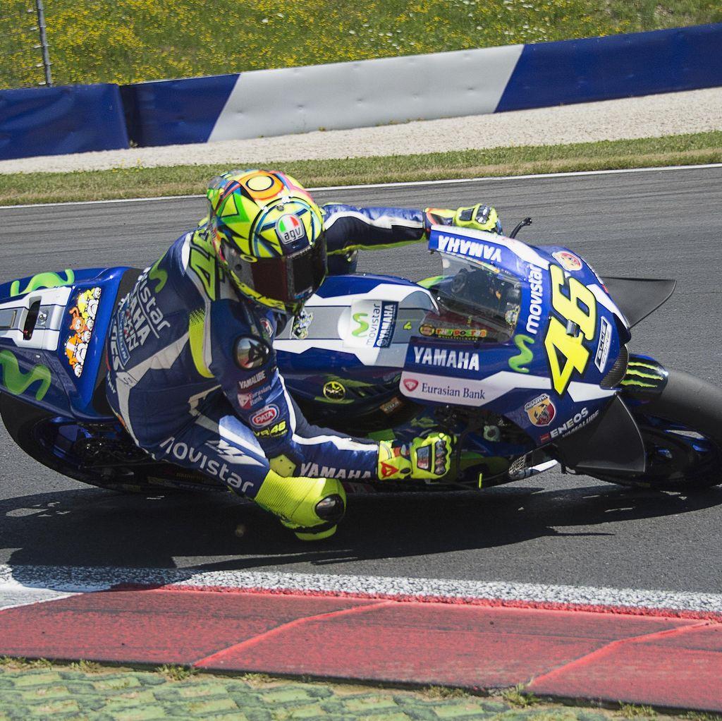 Rossi: Balapan di Red Bull Ring Akan Sangat Sulit