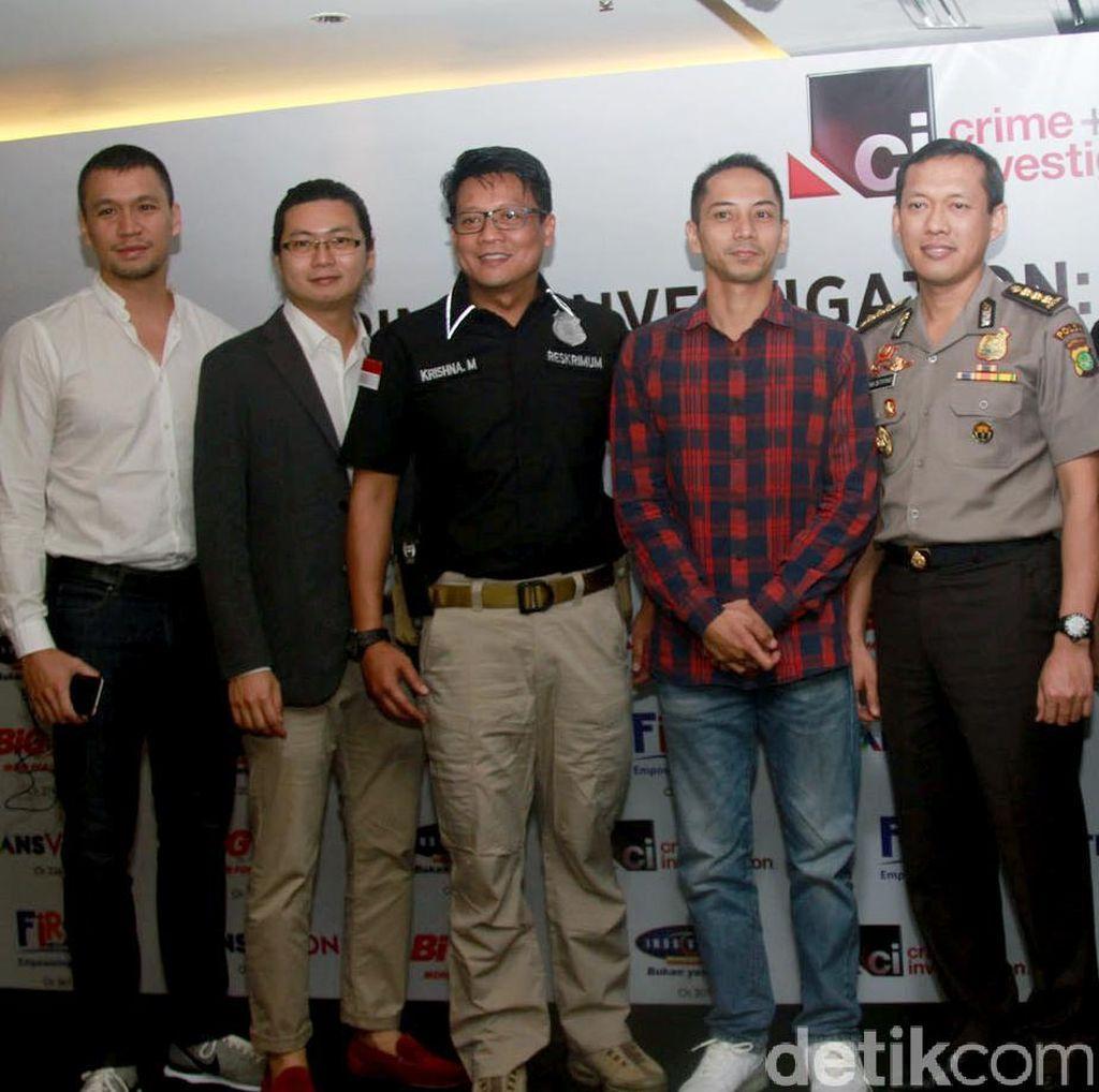 Serial Crime & Investigation Suguhkan Reka Ulang Peristiwa Kalijodo