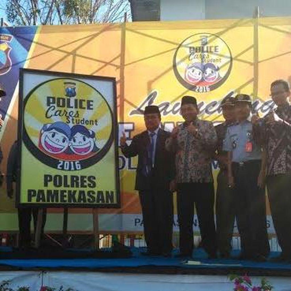 1.000 Siswa Direkrut Jadi Kader Police Care Student