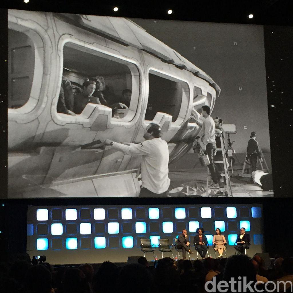 Rian Johnson Bicara Produksi Star Wars: Episode VIII