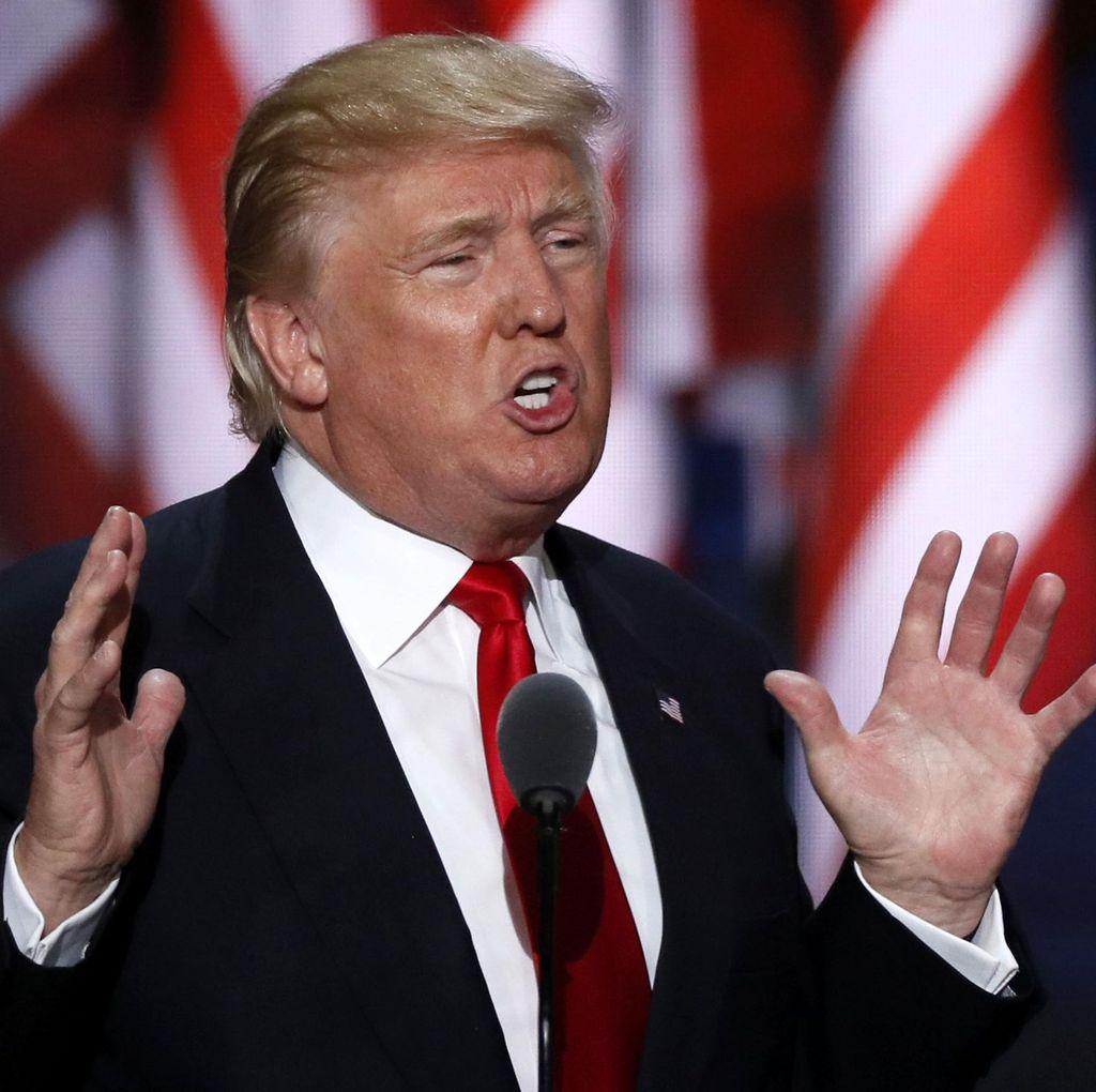 Polling Baru: Donald Trump Ungguli Hillary Clinton