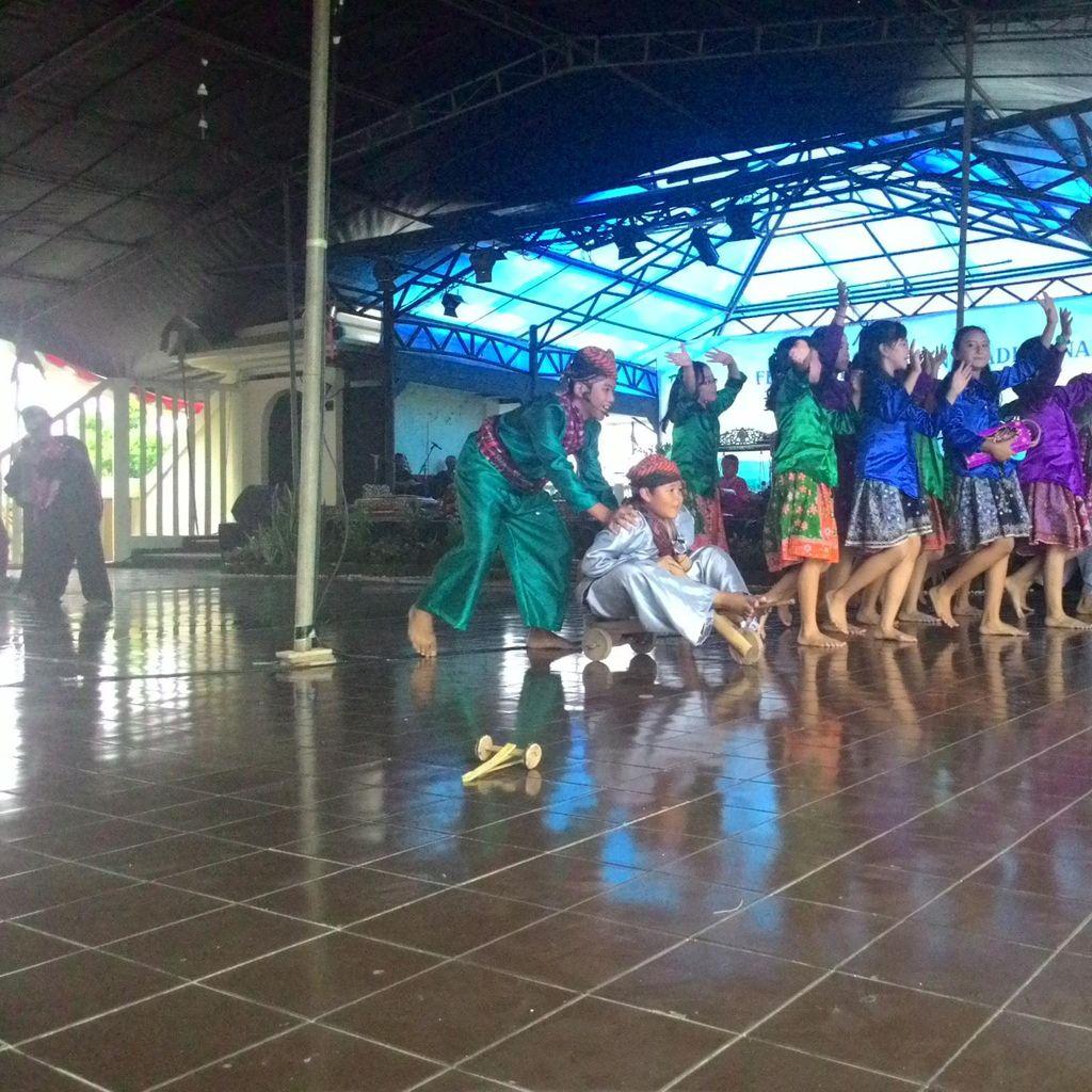 Melestarikan Kaulinan Urang Lembur Lewat Festival Permainan Tradisional