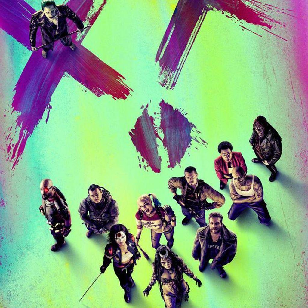 Harley Quinn Bersenang-senang dengan Joker di Trailer Suicide Squad Terbaru