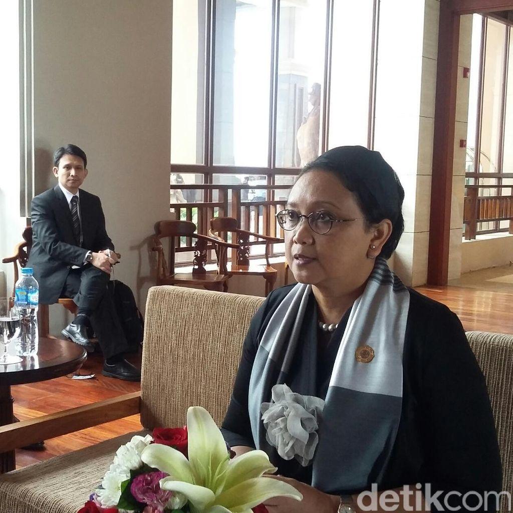 Bertemu AICHR, Indonesia Berkomitmen Memajukan HAM di ASEAN