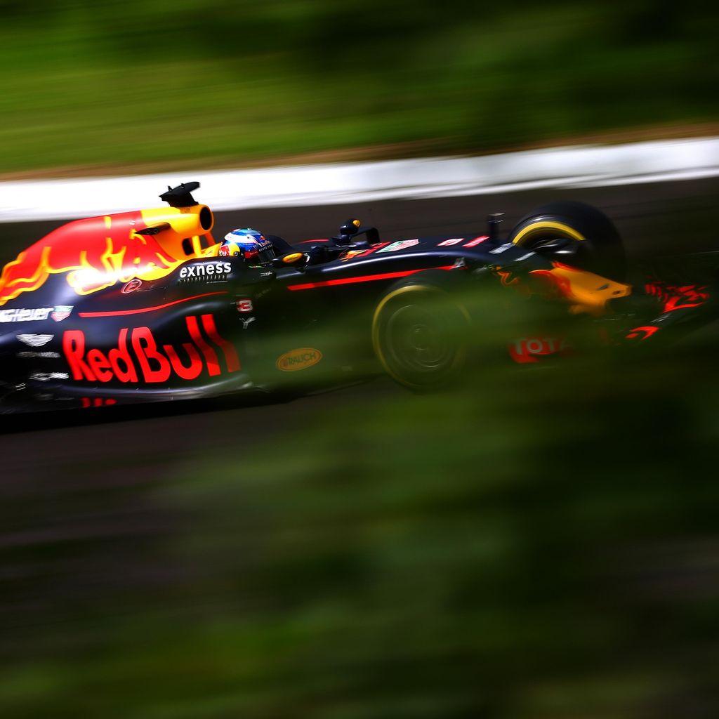 Di Hungaroring, Red Bull Bersaing dengan Ferrari bukan Mercedes