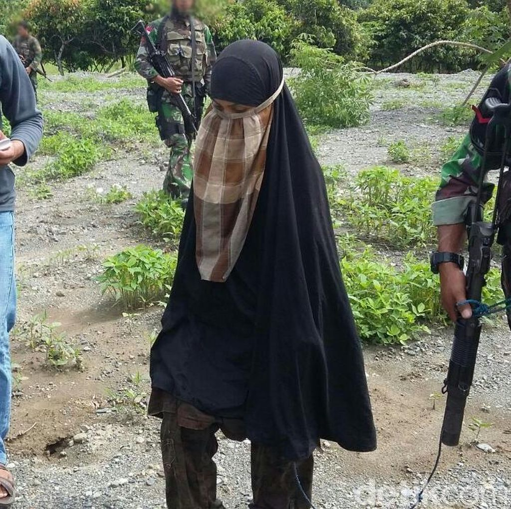 Kelelahan, Istri Santoso Dirawat di RS Bhayangkara Palu