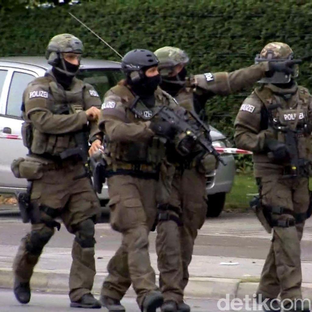 Begini Kepanikan Warga Munich Saat Penembakan Brutal Terjadi