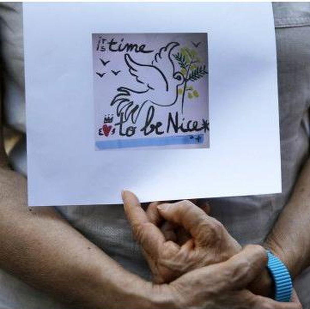 Serangan Nice: Lima Orang Didakwa Melakukan Tindakan Terorisme