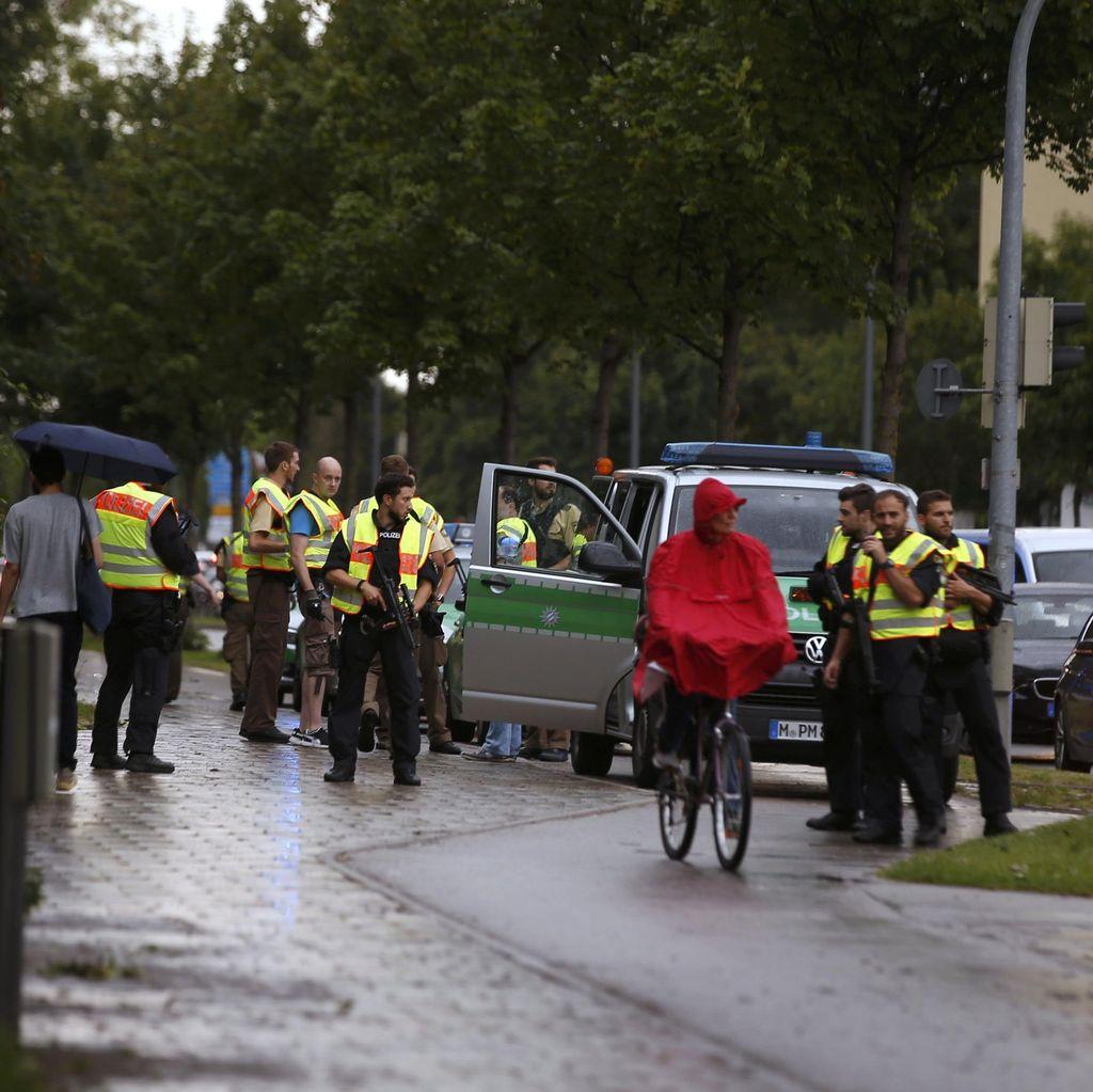 Kepolisian Munich Kini Berasumsi Pelaku Penembakan Hanya Satu
