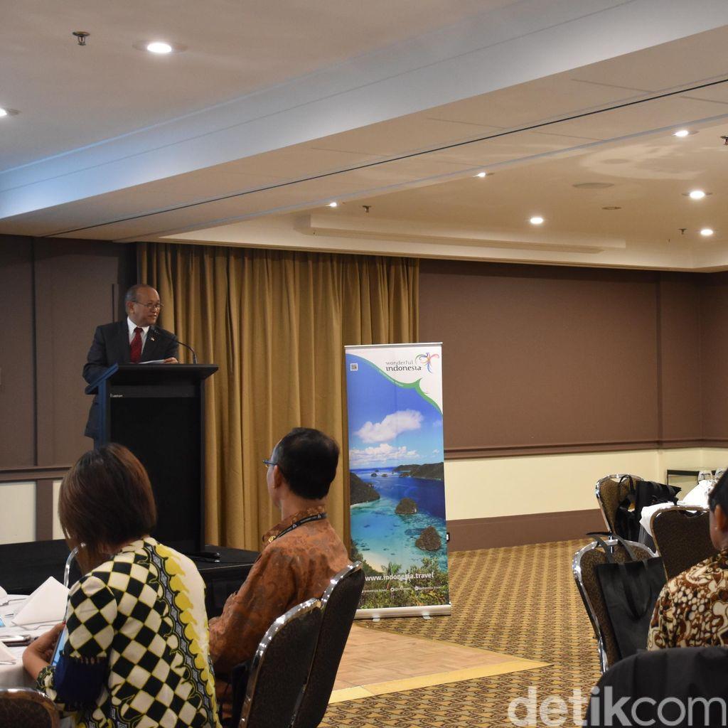 Indonesia Jadi Tujuan Wisata Terfavorit Bagi Turis Asal Australia