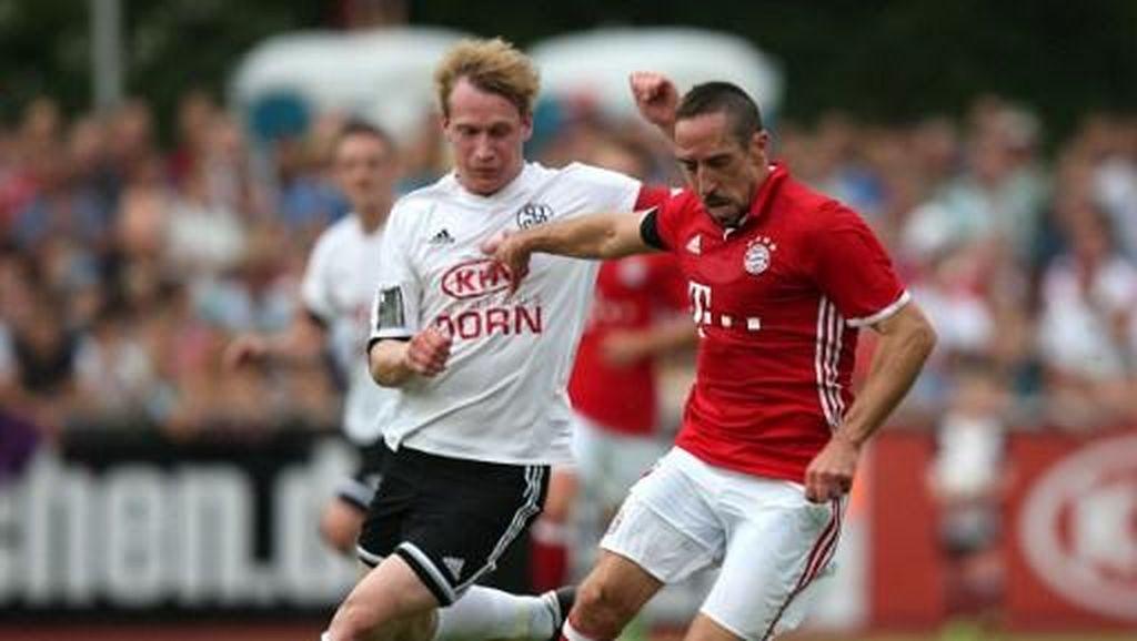 Bayern Kembali Petik Kemenangan