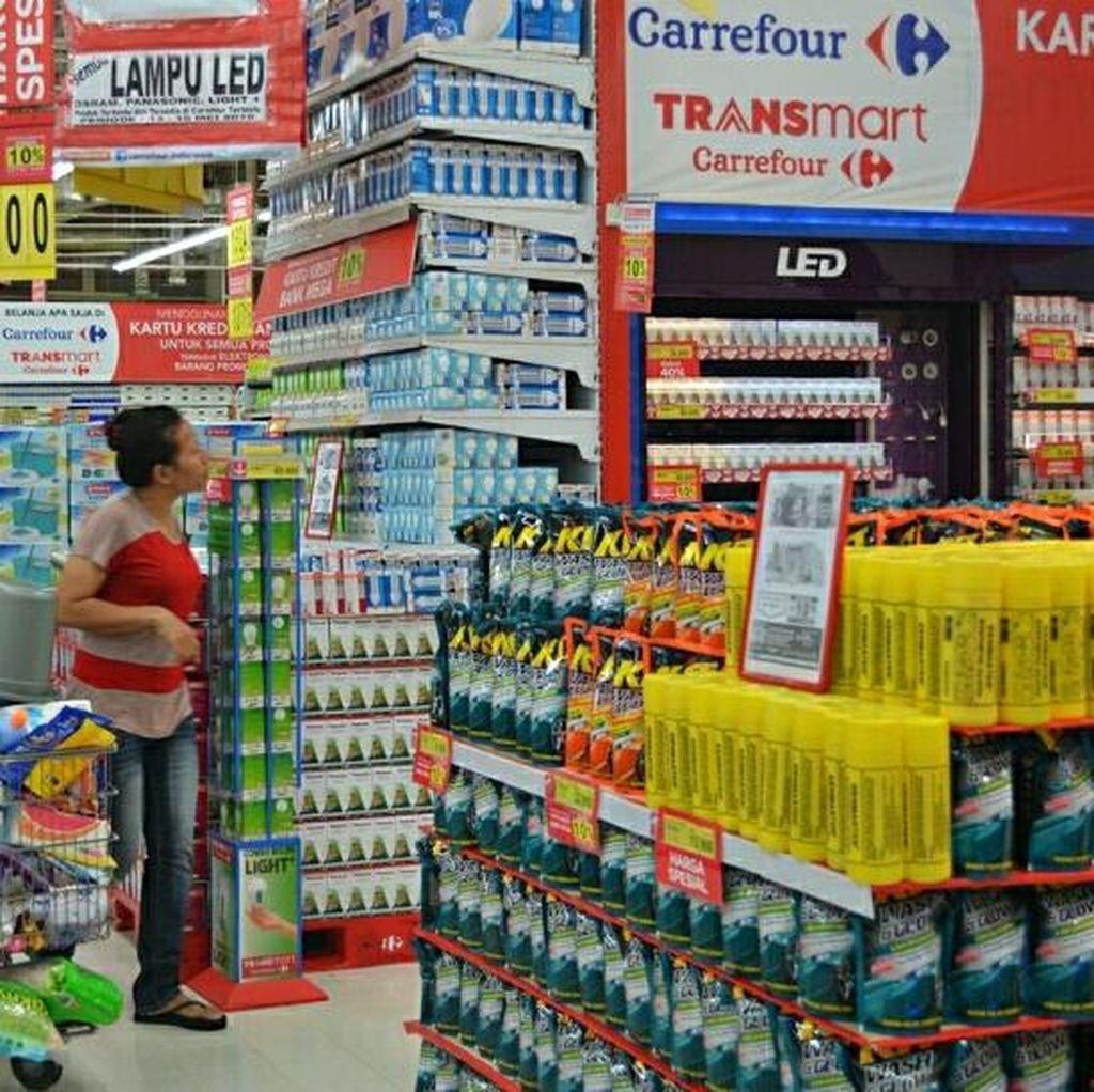 Hari Terakhir Promo Akhir Pekan Transmart Carrefour