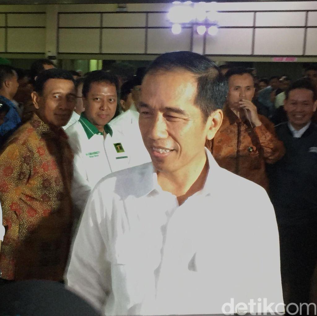 Ini Kata Jokowi Soal Hasil Survei Warga Puas Kinerja Pemerintah