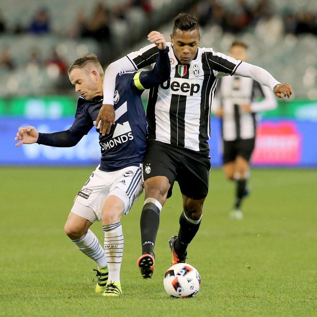 Tottenham, Ujian Penting buat Juventus