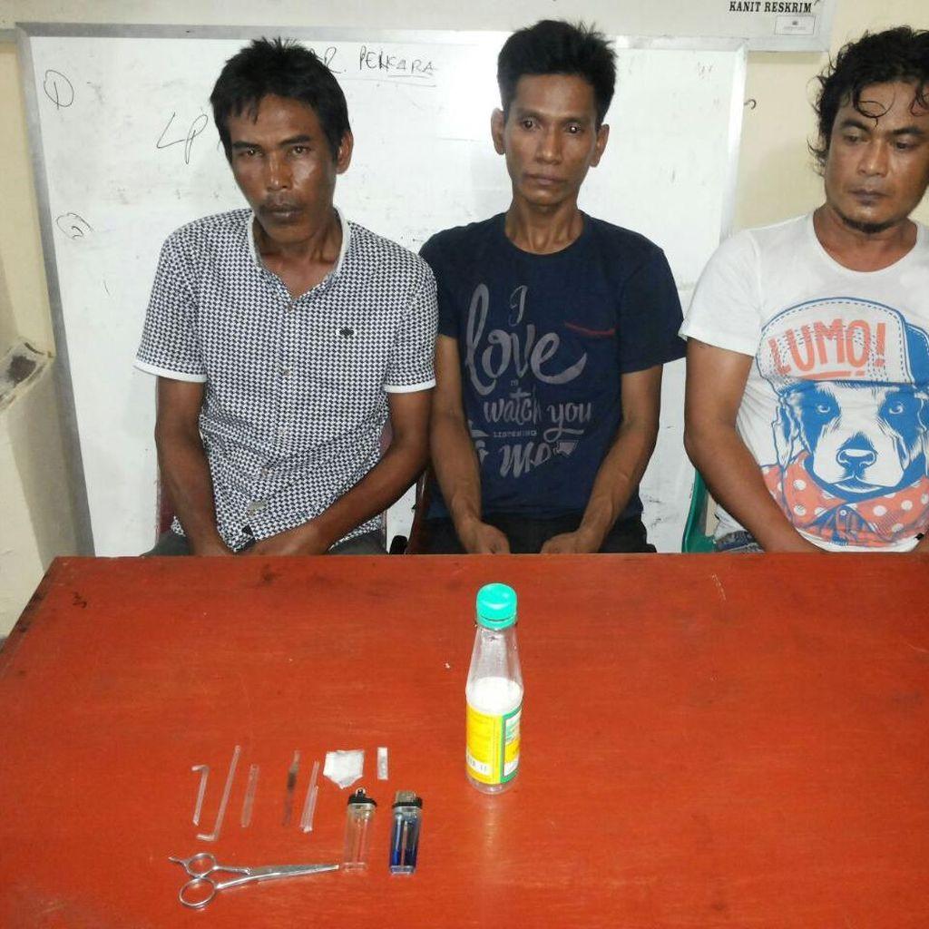 Polres Dumai dan Kampar di Riau Ungkap Sejumlah Kasus Narkoba