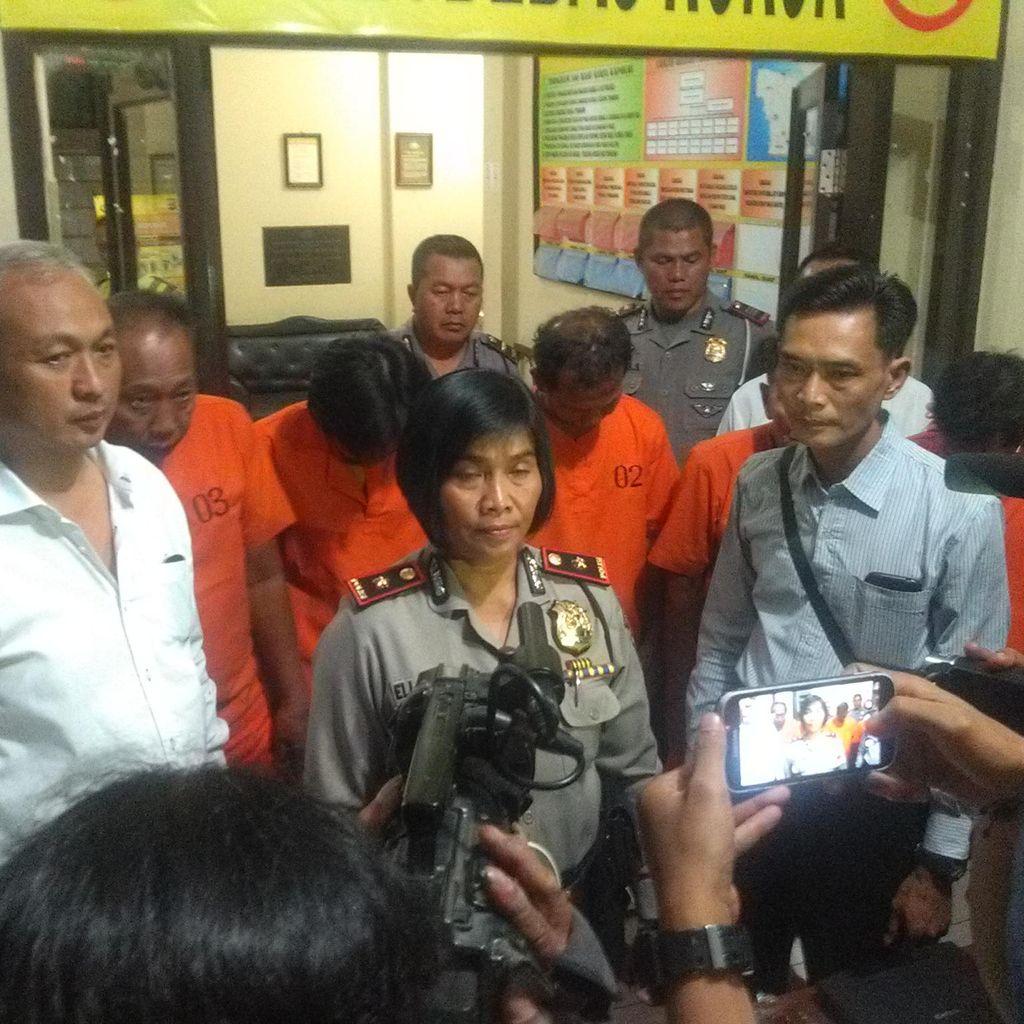 Polsek Gedebage Bandung Bekuk Sindikat Penjual Tiket Palsu Pertandingan Bola