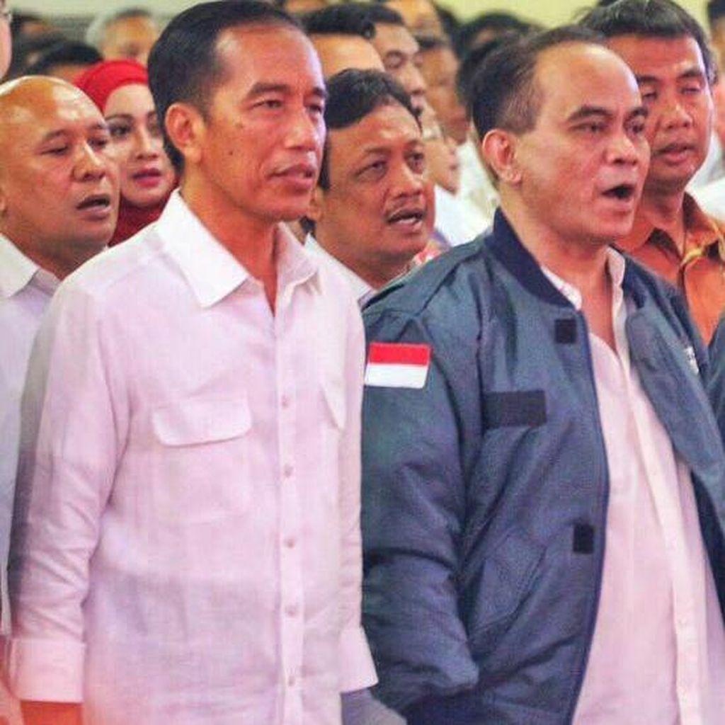 Projo: Risma Mirip Jokowi, Anti Korupsi dan Dekat dengan Rakyat