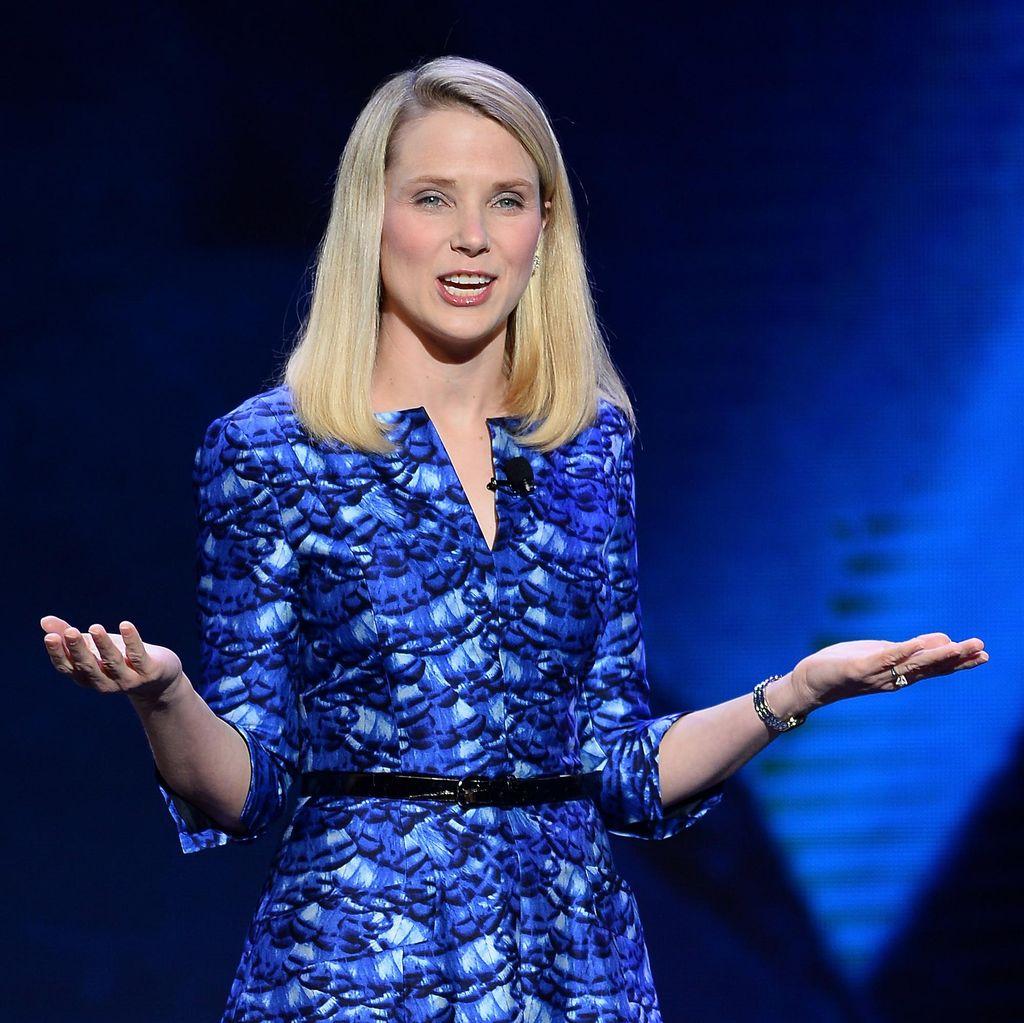 Marissa Mayer Ungkap Diskriminasi Gender CEO Perempuan