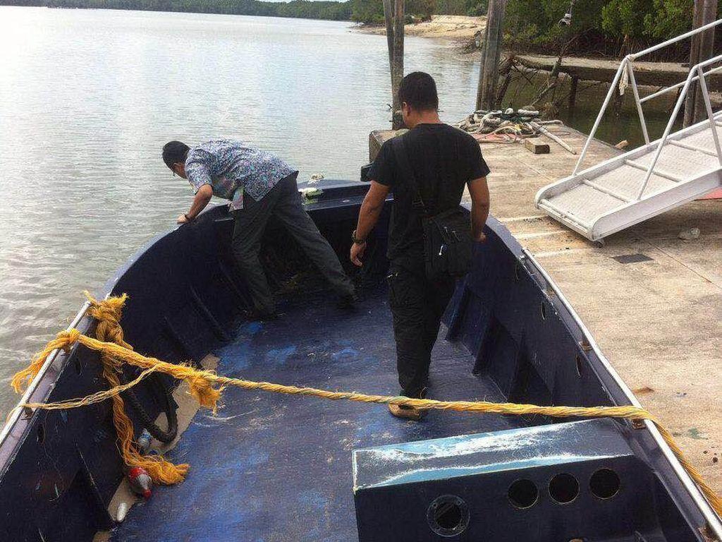 6 Jenazah Korban Kapal Tenggelam di Johor Bahru Teridentifikasi