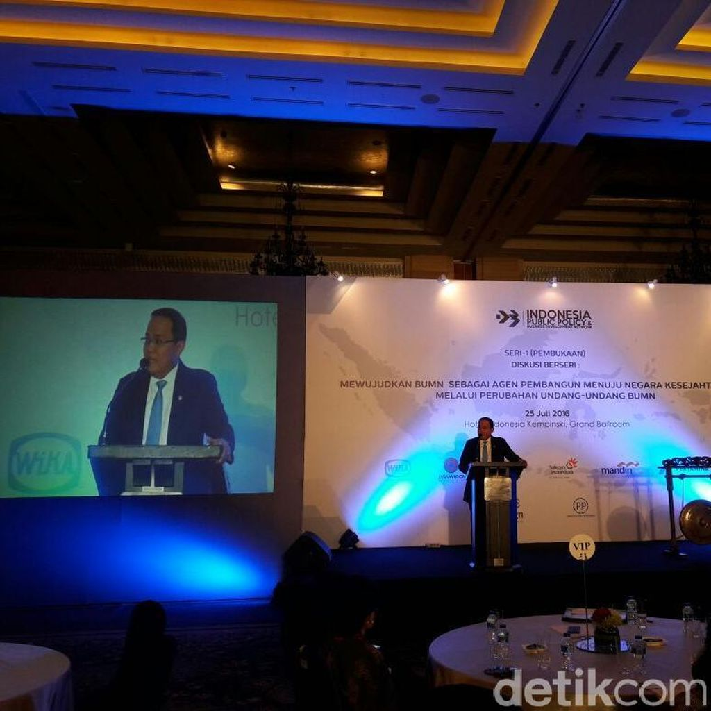 DPR: Revisi Undang-Undang BUMN Rampung Akhir Tahun Ini