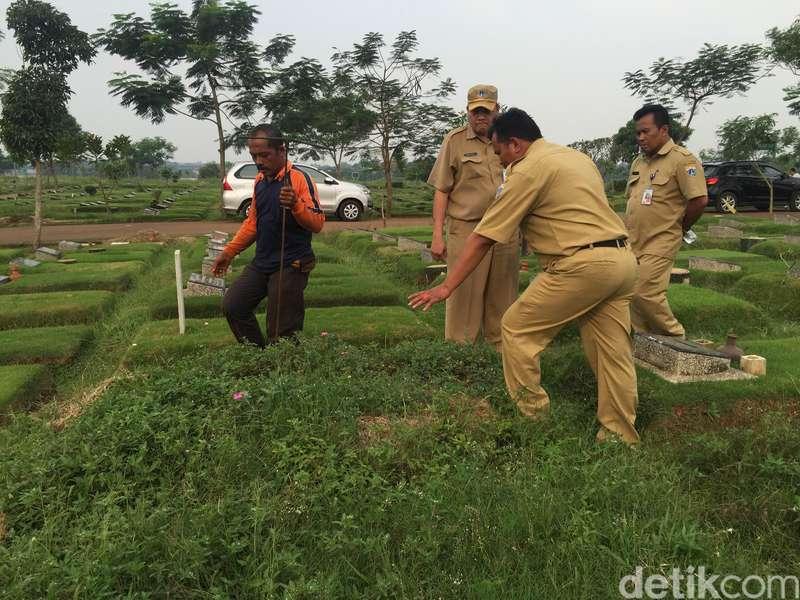 Kadis Pemakaman: Jakarta Kekurangan Makam, Butuh 110 Makam Setiap Hari