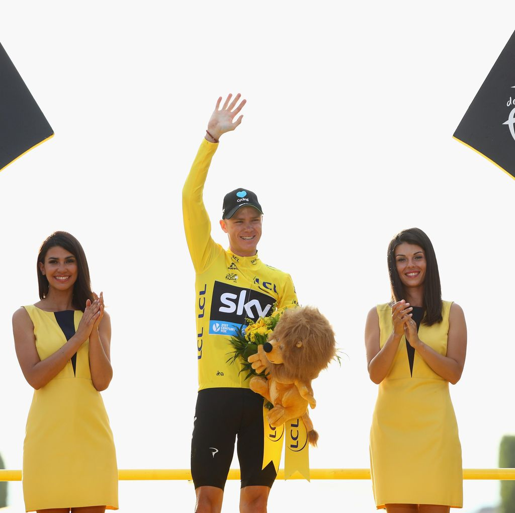 Chris Froome Juara Tour de France 2016